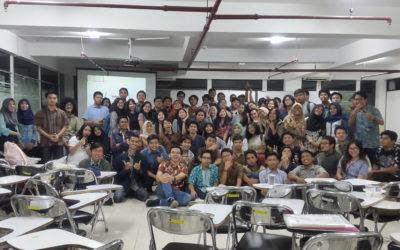 Kunjungan dari BEM Fakultas Teknik UI 2017