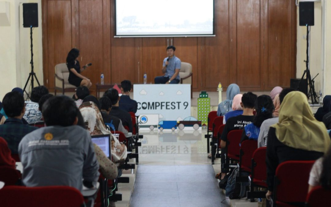 Grand Launching COMPFEST9