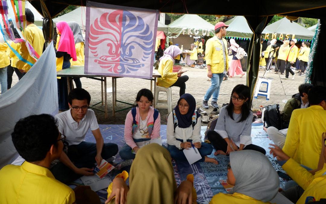 Welcoming Mahasiswa Baru Fasilkom UI 2017
