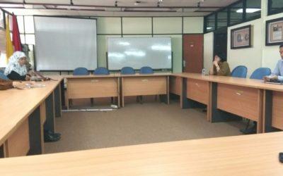 Rapat Terbuka Seputar Akademis : Masalah Terkait Pengisian IRS 2017