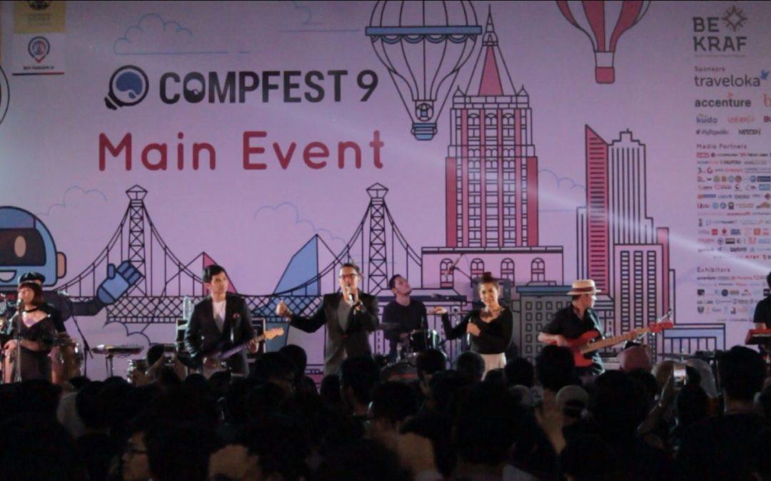 Main Event CompFest 9!