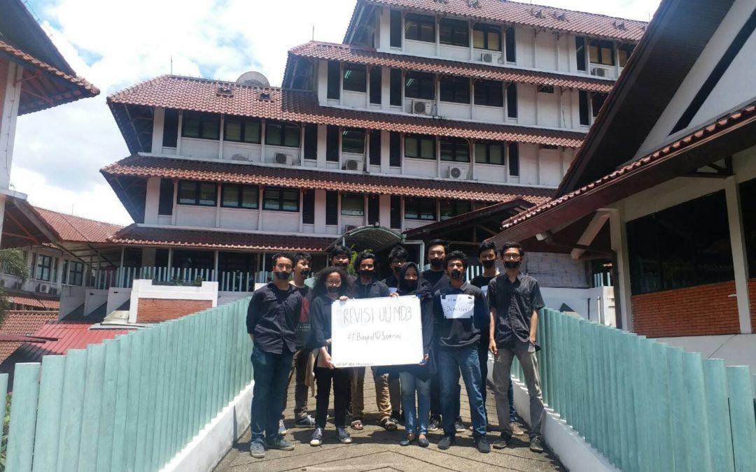 Aksi Departemen Kastrat : Mulut yang Dibungkam