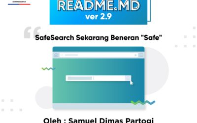 "#READMEdotMD ver 2.9 :  SafeSearch Sekarang Beneran ""Safe"""