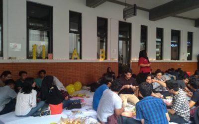 Makan Asyik Bersama 2019: Serba Kuning!