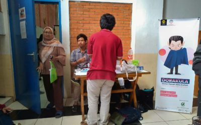 Dorakula: Donor Darah Abis Kuliah 2019
