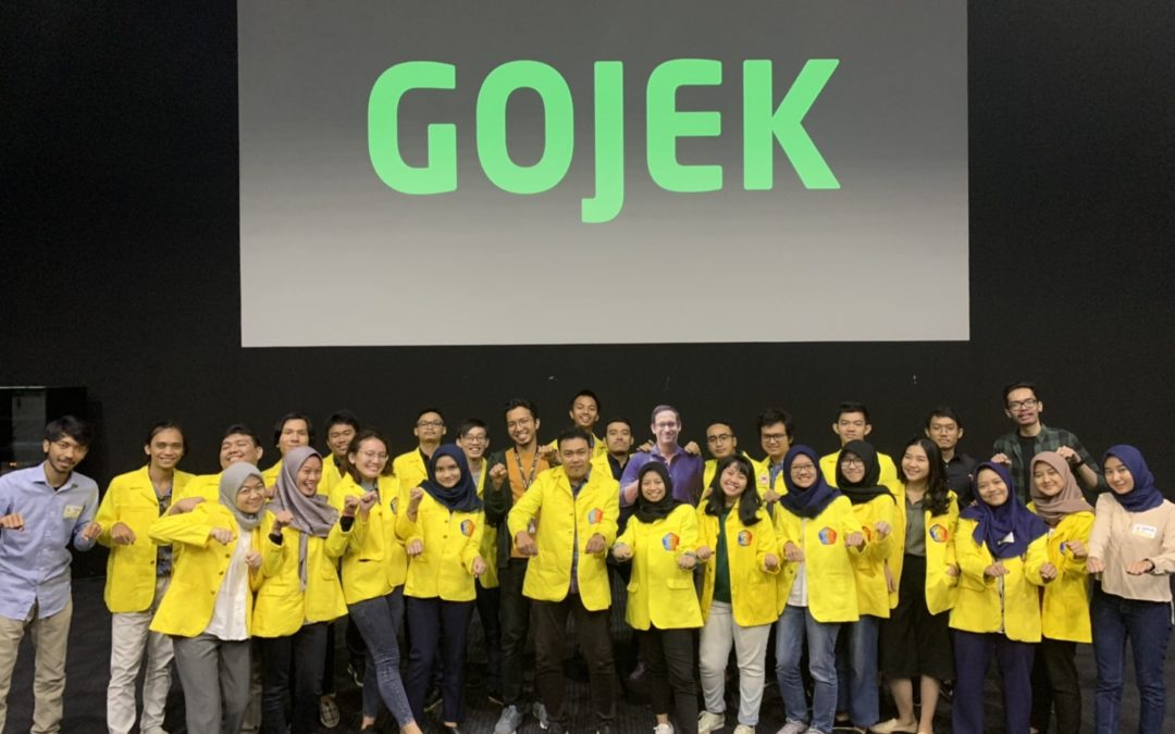 Company Visit: Ride to GO-JEK Headquarter